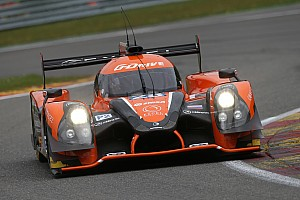 Le Mans Testing report G-Drive Racing satisfied with results after the Le Mans Test Day