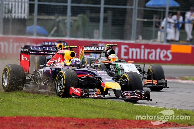 Ricciardo - La prise de risque est récompensée au Canada