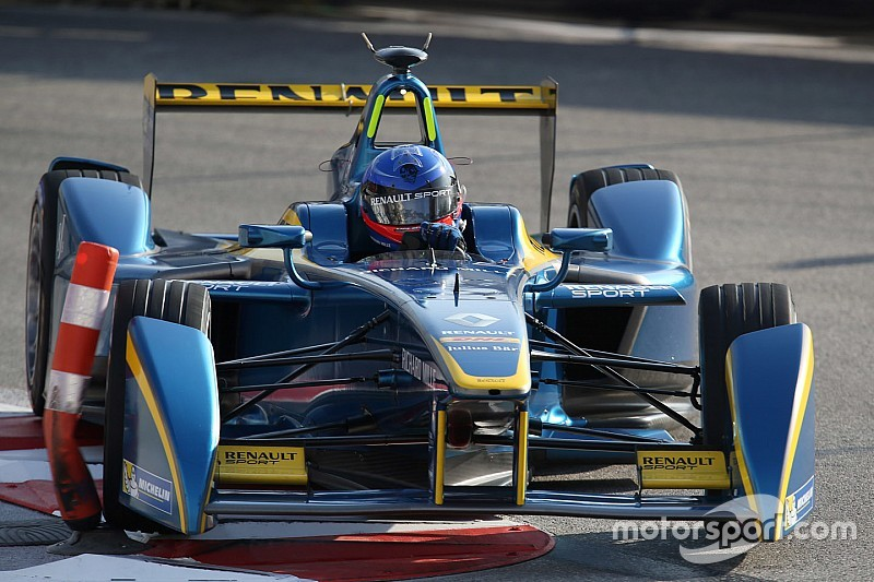 Renault at full power to Moscow