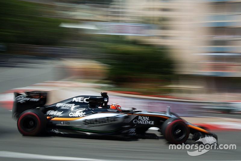 Новая машина Force India прошла краш-тест
