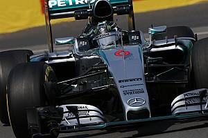 Formule 1 Résumé d'essais libres EL3 - Rosberg en tête dans l'incertitude