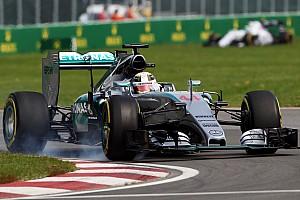 Formule 1 Résumé de qualifications Hamilton -