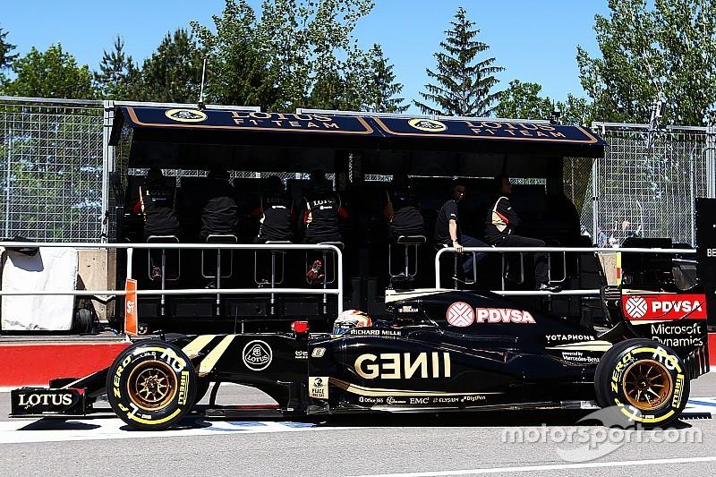Grosjean thinks pitlane incident cost P3