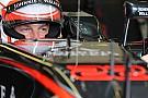 McLaren modifie l'unité de puissance de Button
