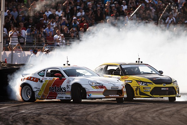 Formula Drift Ryan Tuerck takes the victory in Round 3: Unchartered Territory