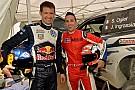Sébastien Ogier offre un run en WRC à Andrea Dovizioso!