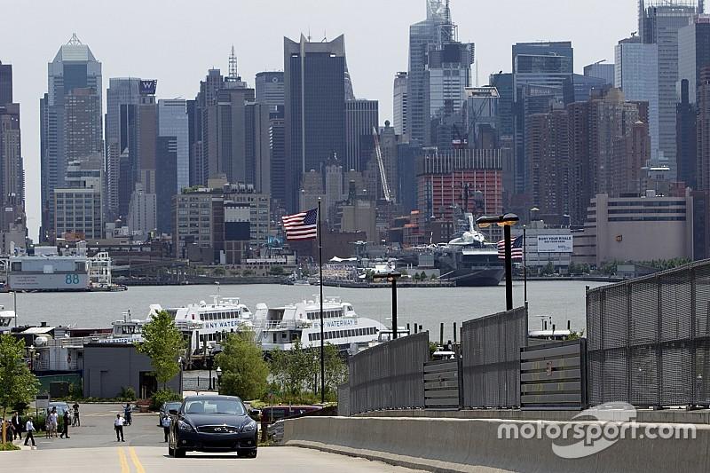 La F1 pourrait finalement courir dans le New Jersey