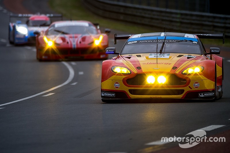 New GTE regulations for 2016 revealed