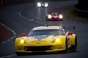 24 heures du Mans Résumé de qualifications Qualifs 2 - Porsche reste en tête, gros crash de Magnussen