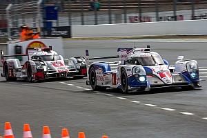 Le Mans Noticias de última hora Toyota trabaja para recuperar terreno sobre Audi y Porsche