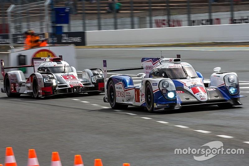 Toyota trabaja para recuperar terreno sobre Audi y Porsche