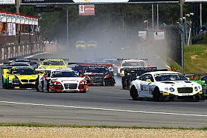 Blancpain Sprint Breaking news Change of venue for Moscow Blancpain Sprint Series event
