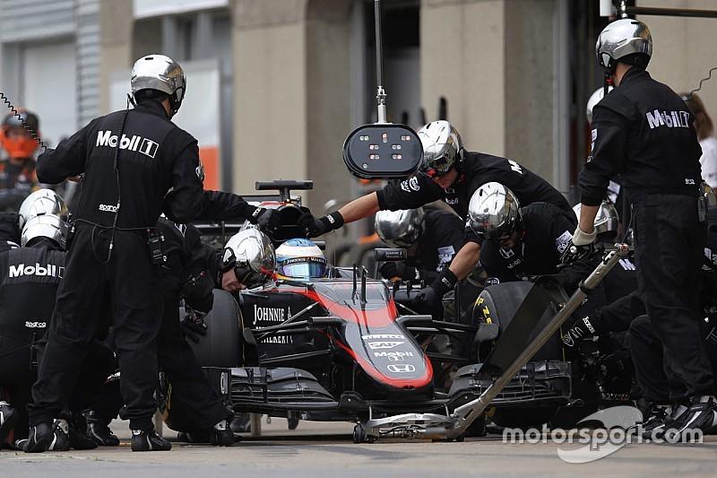 Feu vert pour le nouveau nez court de McLaren