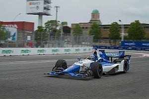 IndyCar Interview Tristan Vautier -