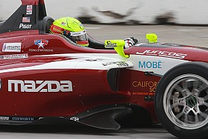 Indy Lights Race report UPDATED: Pigot wins Indy Lights race in Toronto