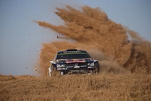 WRC Leg report Ogier cruises to Rally Sardinia success