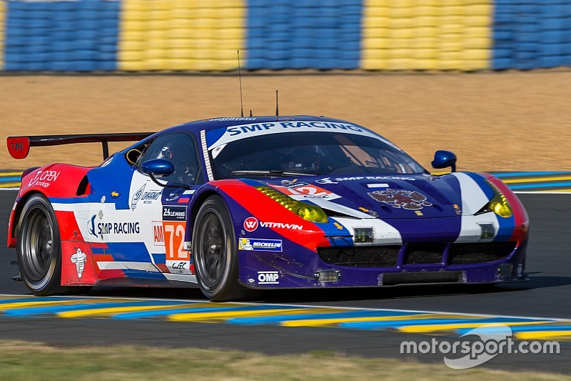 Mixed fortunes for Ferrari at the Le Mans 24 Hours
