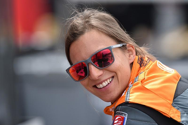 De Silvestro hará su debut en Fórmula E