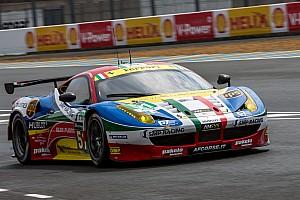 24 heures du Mans Résumé de course Déception pour Ferrari AF Corse en GTE Pro