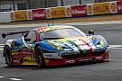 Déception pour Ferrari AF Corse en GTE Pro