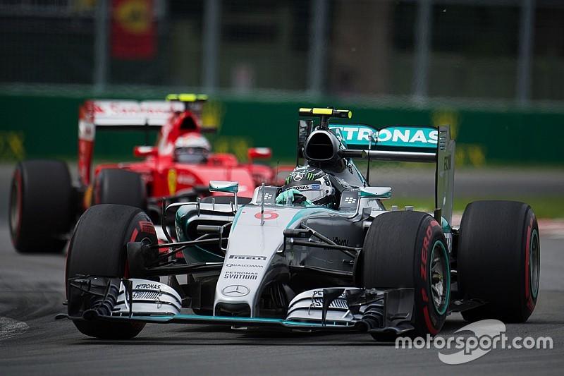 "Rosberg - ""Être à l'attaque maximum en Autriche"""