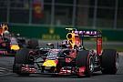 Pénalités moteur pour les deux pilotes Red Bull