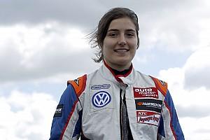 F3 Europe Interview Tatiana Calderon: