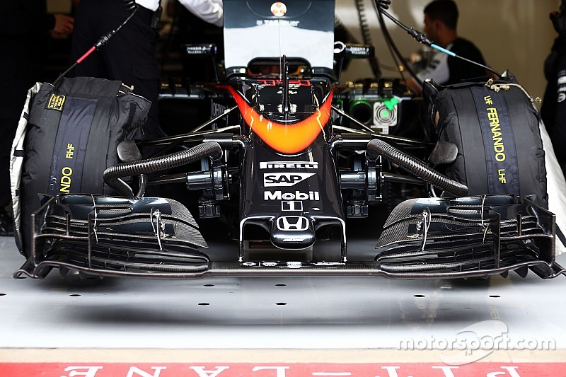 Technical analysis: McLaren's major upgrade package