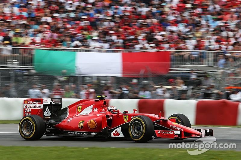 В Ferrari выяснили причины разворота Райкконена в Канаде