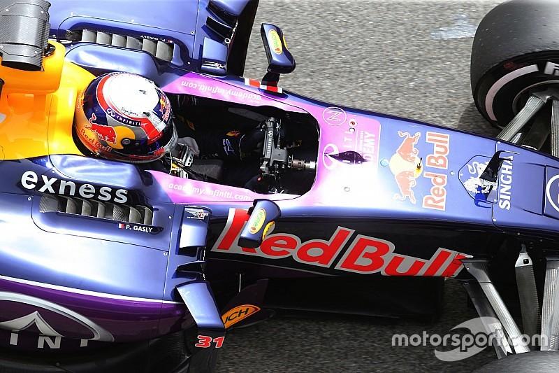 Gasly avec Red Bull pour les essais privés