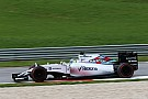 Williams salue le podium de Massa