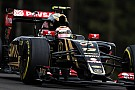 Maldonado offensif et récompensé en Autriche
