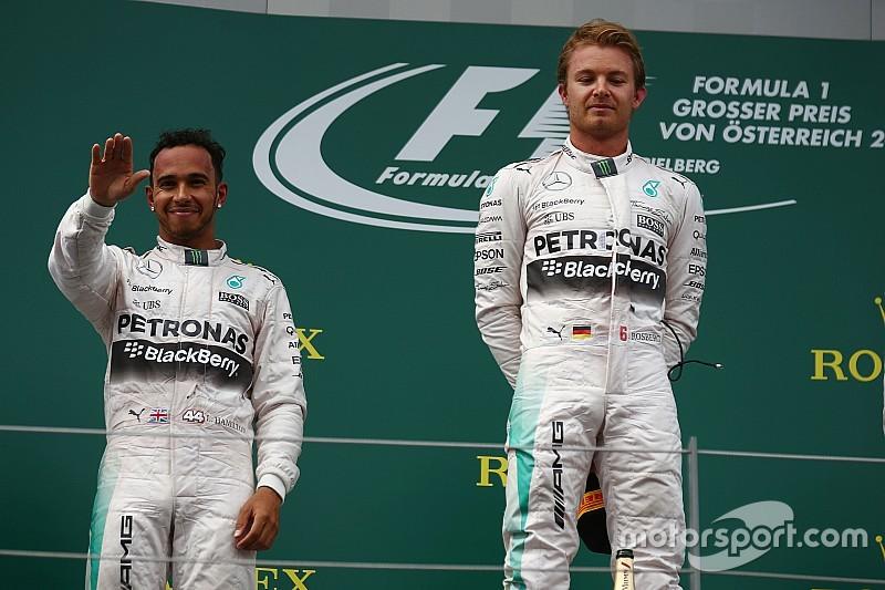"""Hamilton: """"Perdi a corrida na largada"""""""