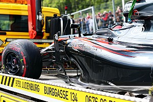 Formule 1 Actualités McLaren refuse de baisser la tête malgré les abandons