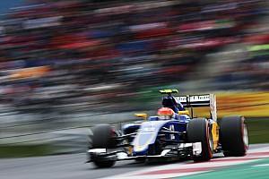 """Fórmula 1 Últimas notícias Nasr lamenta oportunidade de pontuar perdida: """"fiz o que podia"""""""