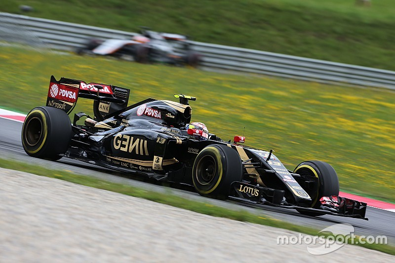 "Maldonado: Verstappen incident ""scary"""