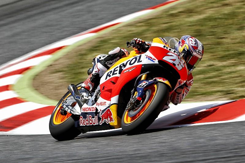 Assen MotoGP: Pedrosa sets blistering pace in second practice