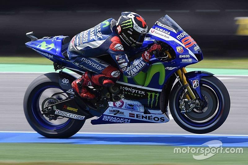 Assertive start to Assen weekend for Yamaha