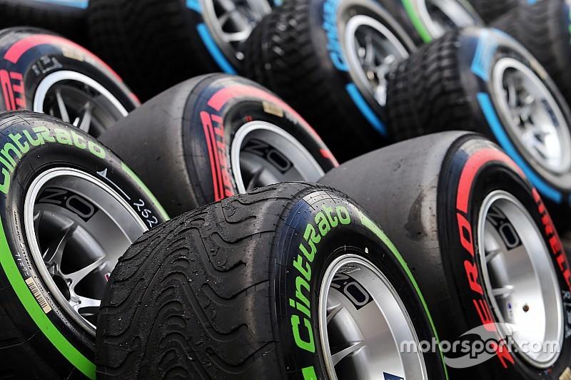 La FIA pide a los equipos que ayuden al proveedor de neumáticos