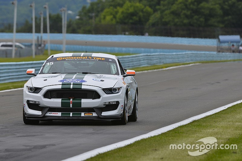 Ford Shelby GT350R-C takes Watkins Glen pole for race debut