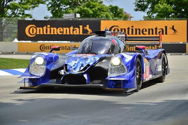 Negri fue el más rápido después de la jornada del viernes.