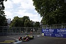 Di Grassi hit by battery problems again in London