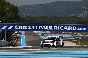 WTCC Race report Lopez takes controversial second Ricard win