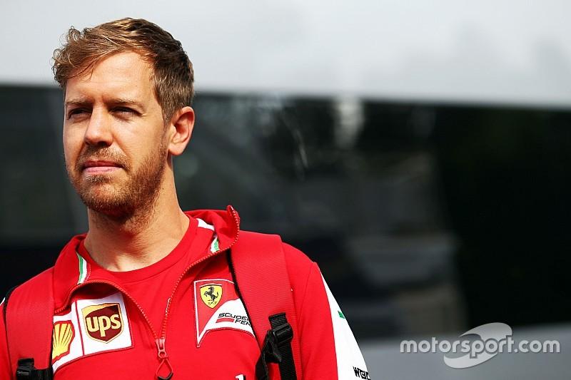 Феттель: Хочу выиграть с Ferrari много титулов