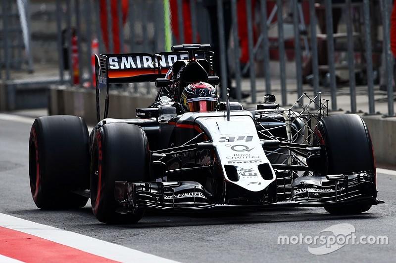 Pérez tempère les attentes autour de Force India à Silverstone