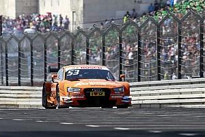 DTM Résumé de course Dieter Gass (Audi) mécontent du comportement des pilotes au Norisring