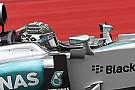 Mercedes réprimandée après le problème de Rosberg
