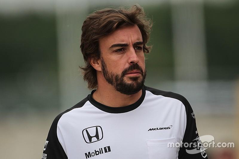 Alonso no se frustra por el resultado