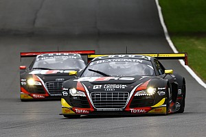 Blancpain Sprint Race report Point finishes but no highlights for Team WRT in Moscow's Sprint round