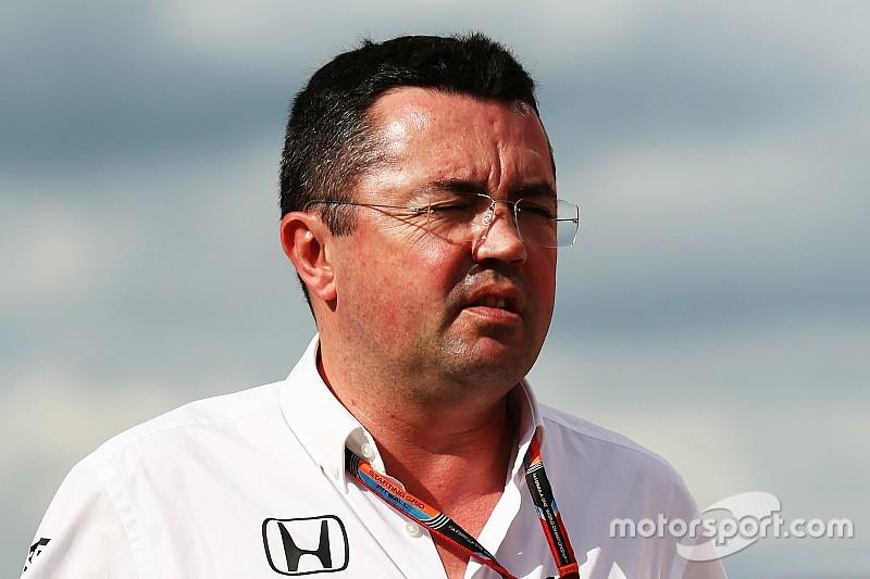 В McLaren опасаются финансовых проблем